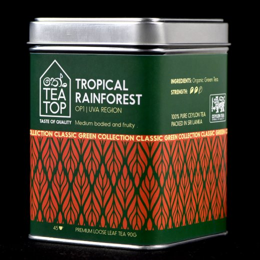 Tropical Rainforest Organic Tea